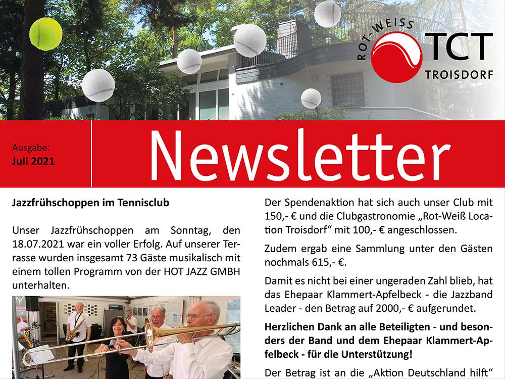Newsletter 7-2021